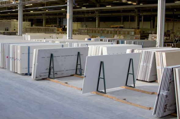 quartz worktop factory